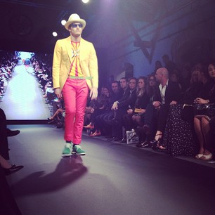 FASHION WEEK TEL AVIVI MEN´S RUNWAY